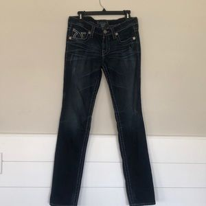 Big Star Nico  jeans size 30 long .